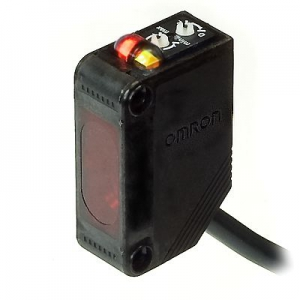 Fotoelektrický snímač, difuzní NPN